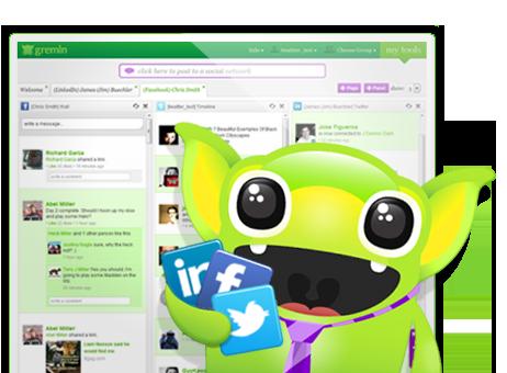 Gremlin | Gremln.com - Professional Social Media Tools